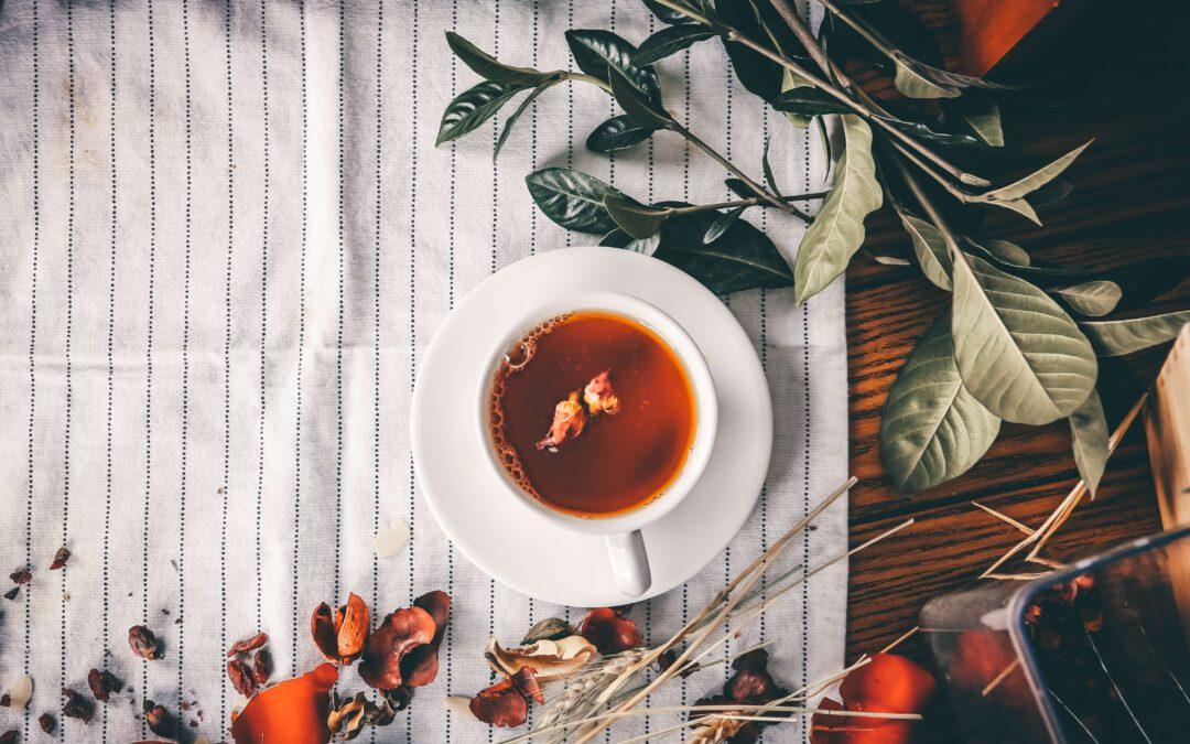 Podzimní čajová směs