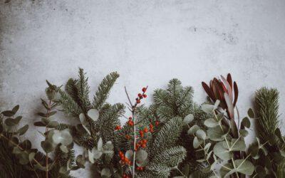 Inhalační tyčinka Úleva od stresu před Vánoci