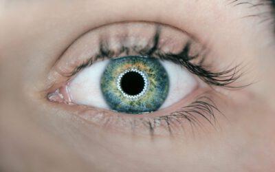 Vonná směs pro oční okolí