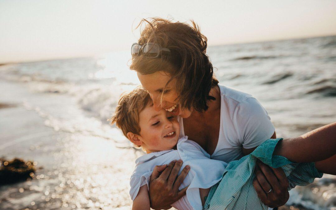 Recept Masážní olej pro vyčerpané maminky