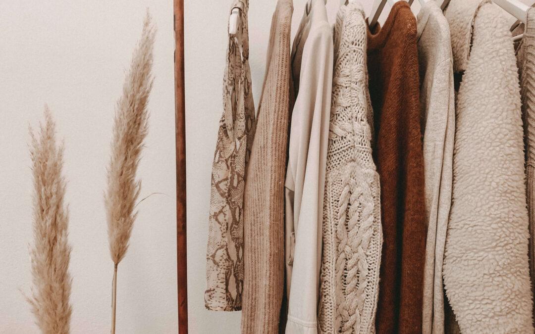Udržitelné oblečení